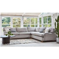 Product photograph showing Helston 2 X 2 Seater Corner Sofa