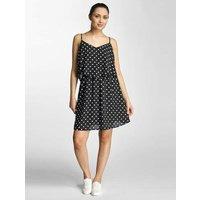 Only Frauen Kleid onlPixie in schwarz günstig kaufen 4f57962601