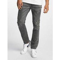 ID Denim Männer Slim Fit Jeans Manuel in grau | bei BURNER.DE