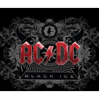 Apple iPhone 11 - Hard Case - ACDC black ice