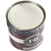 Farrow and Ball - Strong White 2001 - Exterior Masonry Paint 5 L