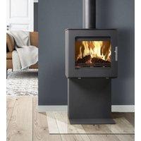 Westfire Uniq 23 DEFRA Approved Wood Burning Pedestal 1 Stove