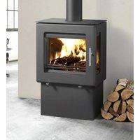 Westfire Uniq 23 DEFRA Approved Wood Burning Pedestal 3 Stove