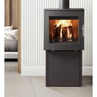 Westfire Uniq 23 DEFRA Approved Wood Burning Pedestal 2 Stove
