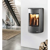 Westfire Uniq 36 Wall Hung Defra Approved Wood Burning Stove