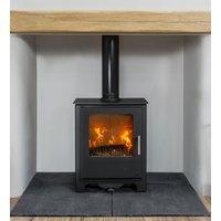 Mendip Loxton 5 SE Defra Approved Wood Burning   Multi Fuel Stove