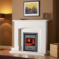 Helios Inset Clean Burn Defra Approved Inset Wood Burning Stove