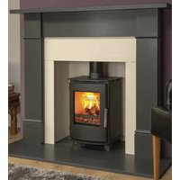 Newbourne 35FS Direct Air Eco Design Ready Wood Burning Stove