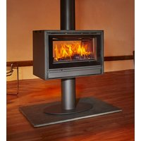Opus Tempo 100 Eco Design Ready Double Sided Stove