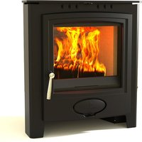 Arada Ecoburn Plus 5 Inset Wood Burning   Multi Fuel Stove