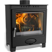 Arada Ecoburn Plus 5 Widescreen Defra Approved Multifuel   Wood Burning Stove
