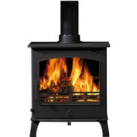 ACR Astwood DEFRA Approved Wood Burning   Multi Fuel Stove