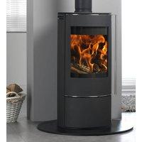 ACR Solis DEFRA Multi Fuel   Wood Burning Stove