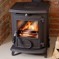 AGA Little Wenlock Classic Wood Burning   Multi Fuel Stove