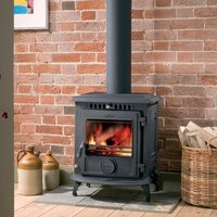 AGA Much Wenlock Classic Multi Fuel   Wood Burning Stove