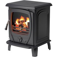Aga Wren 4 8kW Defra Approved Multifuel   Wood Burning Stove