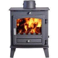 Avalon 4 Wood Burning   Multifuel Defra Stove