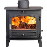 Avalon 6 Defra Approved Woodburning   Multifuel