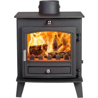 Avalon Compact 5 Defra Approved Woodburning   Multifuel Stove