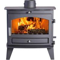 Avalon Slimline 8 Defra Approved Woodburning   Multifuel Stove