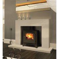 Broseley Serrano 5 SE Wood Burning   Multi Fuel Defra Approved Stove