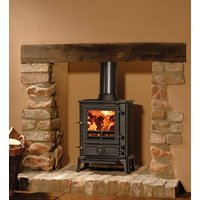 Stovax Brunel 1A Wood Burning   Multi fuel Stove