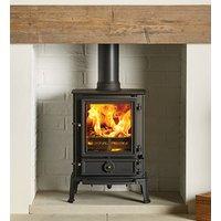 Stovax Brunel 2CB Wood Burning   Multi fuel Stove