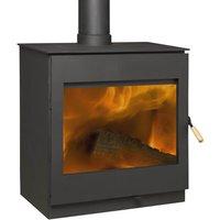 Burley Bosworth 12kW Wood Burning Stove