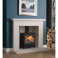 Go Eco 5kW Wide Eco Design Ready Multifuel Stove