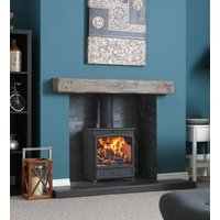 Go Eco 5kW Wide Plus Eco Design Ready Multifuel Stove