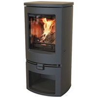 Special Offer   Charnwood Arc 7kW Eco Design Ready Stove with Logstore