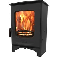 Charnwood C Eight DEFRA Approved Wood Burning   Multifuel Stove