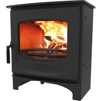 Charnwood C Seven DEFRA Approved Wood Burning   Multi Fuel Stove