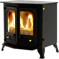 Charnwood Country 12 Wood Burning   Multifuel Stove