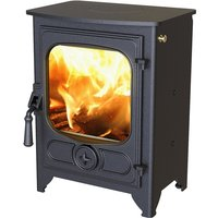 Charnwood Country 4 Blu Ecodesign Wood Stove