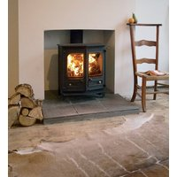Charnwood Country 6 Wood Burning   Multi Fuel Boiler Stove