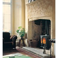 Charnwood Country 8 Wood   Multifuel Boiler Stove