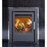 Mendip Christon 400 Wood   Multifuel Inset Stove