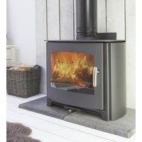Mendip Churchill 10 Eco Design Ready Wood Burning Convection Stove
