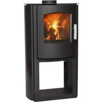Mendip Churchill 8 SE Convection Stove with Logstore