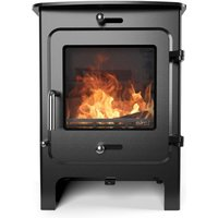 Ekol Clarity 5kW Wood Burning   Multi Fuel DEFRA Approved Stove