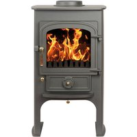 Clearview Pioneer 400P Multifuel Logstore Stove