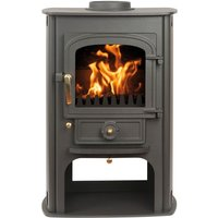 Clearview Solution 400 Multi Fuel Logstore Stove