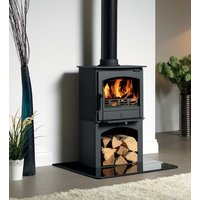 ACR Earlswood Eco Design Ready Stove with Logstore