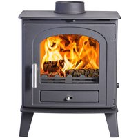Eco Ideal 2 Defra Approved Multifuel Stove