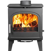 Eco Ideal 3 Defra Approved Multifuel Stove