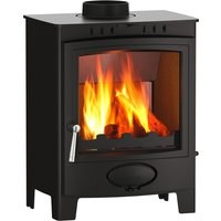 Arada Ecoburn Plus 7 Multi Fuel   Wood Burning Stove