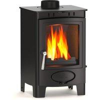 Arada Ecoburn Plus 4 Wood   Multifuel Boiler Stove