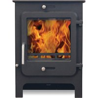 Ekol Clarity 8kW Wood Burning   Multi Fuel DEFRA Approved Stove