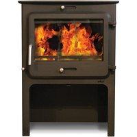 Ekol Clarity Vision High 5kW Eco Design Ready Wood Burning Stove